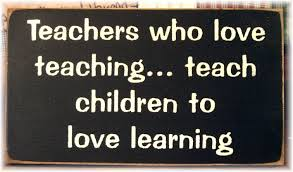 Teachers who love