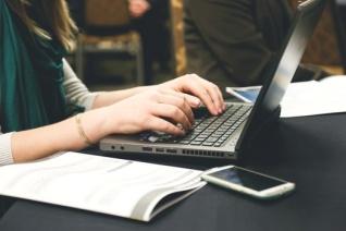 woman-typing-writing-windows-medium