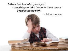 Is homework good or bad