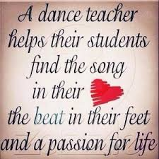 Dance teachers