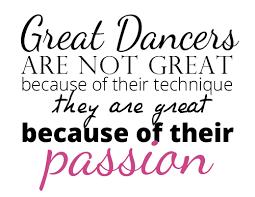great dancers