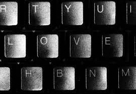 keyboard love